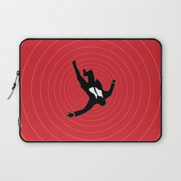 Mad Men/ Vertigo Inspired Art Laptop Sleeve