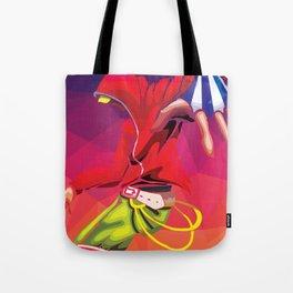 Music & Dance Tote Bag