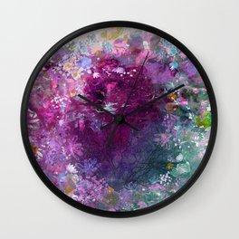 Dream Pool Wall Clock