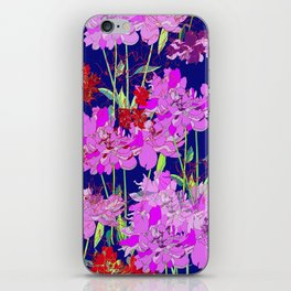 Oriental Bloom iPhone Skin