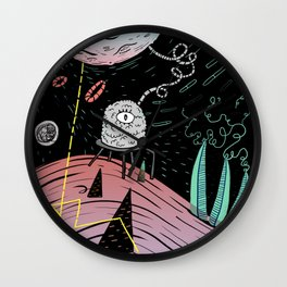 Superboles h4 Wall Clock