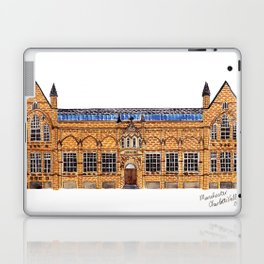 The Holden Gallery in Manchester by Charlotte Vallance Laptop & iPad Skin