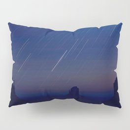 Monument Valley Star Trails Pillow Sham