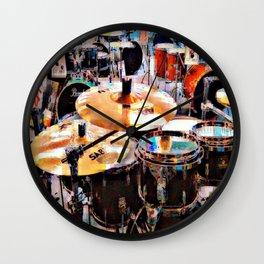 Music Sale Wall Clock