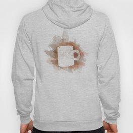 Coffee Stain Hoody