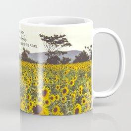 Proverbs and Sunflowers Coffee Mug