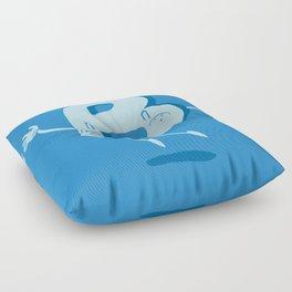 B Happy! Floor Pillow