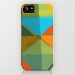 Harlequin 1 iPhone Case