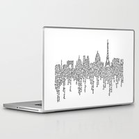 casablanca Laptop & iPad Skins featuring Paris by S. L. Fina