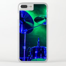Cymbals Clear iPhone Case