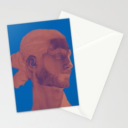 Davide rosso Stationery Cards