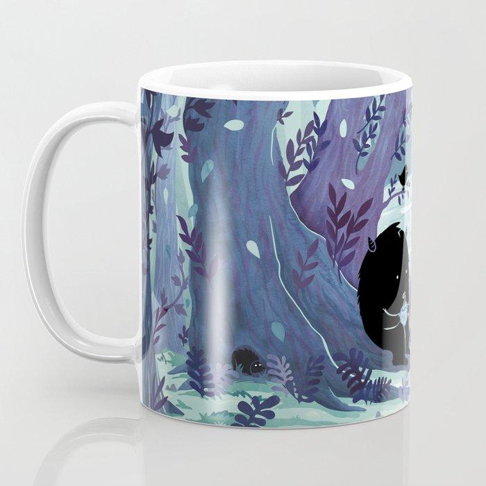 A Quiet Spot of Tea Coffee Mug