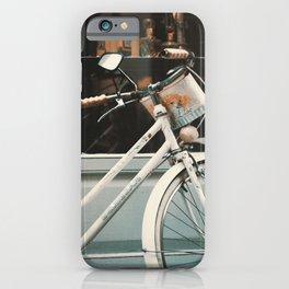 Vintage photo iPhone Case