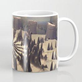 Pathway of Peaks Coffee Mug