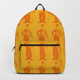 Checking In Backpack