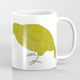 Kakapo Says Hello! Coffee Mug