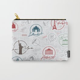 Travel lovers Carry-All Pouch