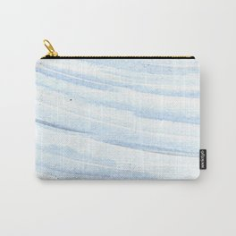 Blue Swish #1 Carry-All Pouch