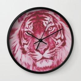 Hex Wall Clock