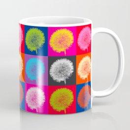 Dandelion Pop Coffee Mug