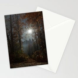 Spook Stationery Cards