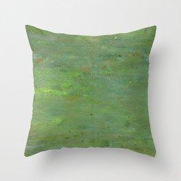 Urtica Throw Pillow