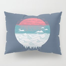 The Great Thaw Pillow Sham