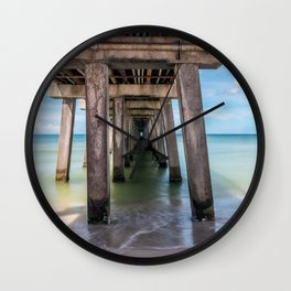 Summer Vacation Wall Clock