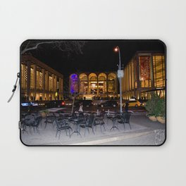 Dante Park and Lincoln Center Laptop Sleeve