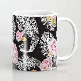 Flowering roses in the paisley Coffee Mug