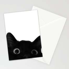 Here's lookin' at mew Stationery Cards