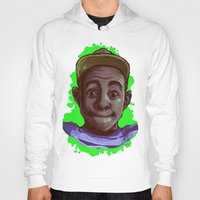 tyler the creator Hoodies featuring Tyler The Creator II (Green) by ASHUR Collective™