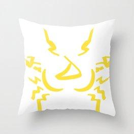 Clayrresto Throw Pillow