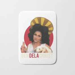 Ben Dela Christ Bath Mat