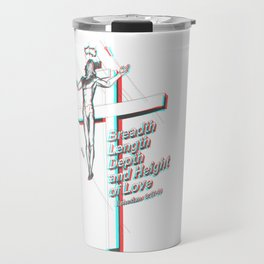 Salvation in 3D Travel Mug