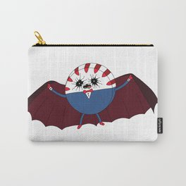 Contaminated Candy: Peppermint Butler Carry-All Pouch