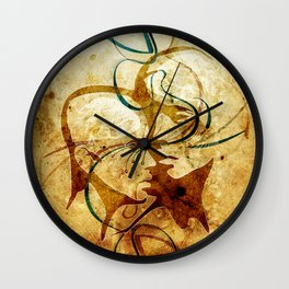 Parabola Wall Clock