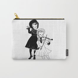 Violin players Carry-All Pouch