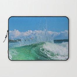 Miami Wave Laptop Sleeve