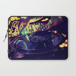 At Nightclub Laptop Sleeve