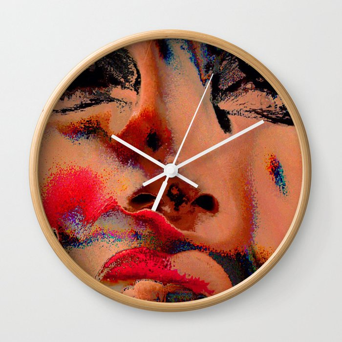 The Betrayal Wall Clock