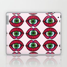 Surreal Lips Laptop & iPad Skin