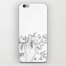Lost in thoughts iPhone & iPod Skin