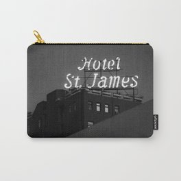 The Historic Hotel St. James Carry-All Pouch