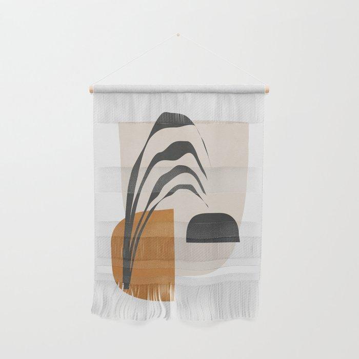 Abstract Shapes 3 Wall Hanging
