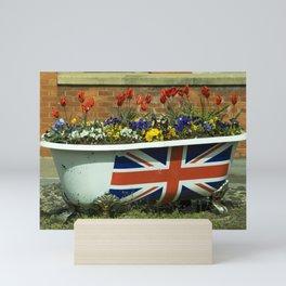 Flower Bath Mini Art Print
