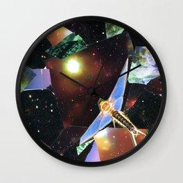 Happy Light Year Wall Clock
