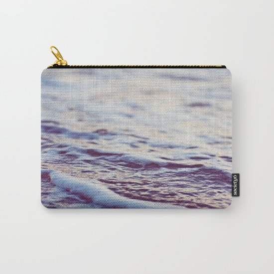 Morning Ocean Waves Carry-All Pouch