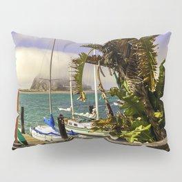 Tropical Morro Bay Pillow Sham