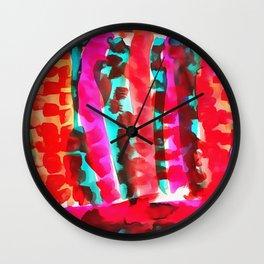 Five Ever Wall Clock